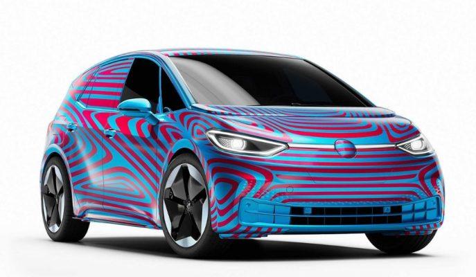 VW'nin Üçüncü Büyük Evrimi Elektrikli ID.3'ten Bir Rekor Geldi!