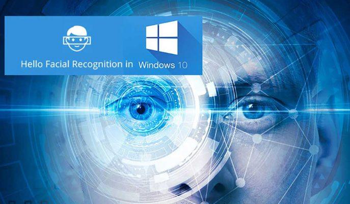 Windows 10'a Mayıs Güncellemesi ile Biyometrik Giriş Seçeneği Geliyor