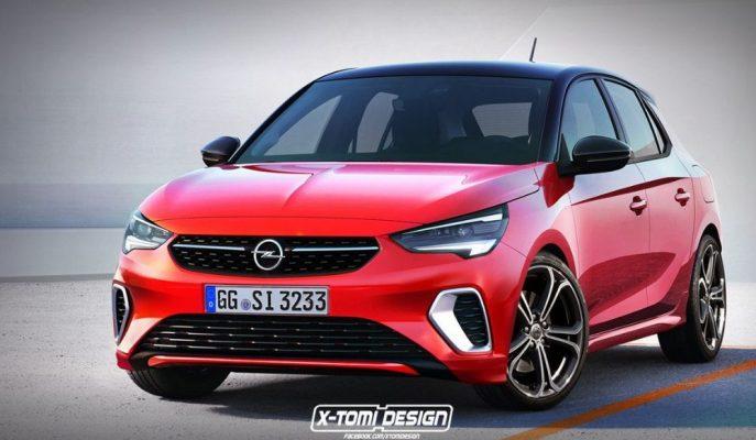 Yeni Opel Corsa GSi ve OPC Versiyonlarıyla Hayal Edildi!