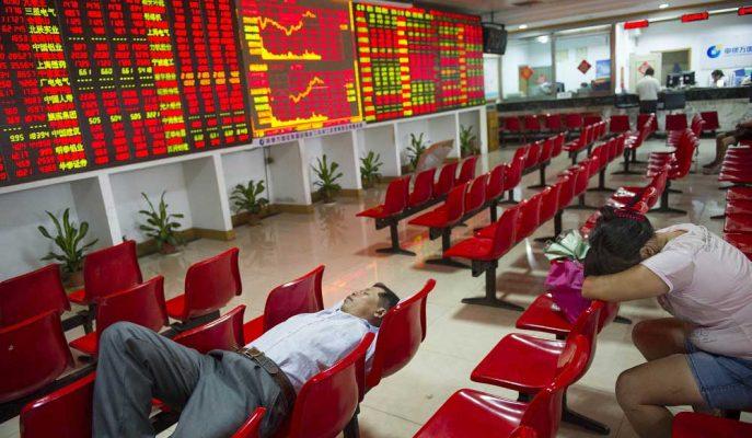 Yabancı Yatırımcılar Çin Hisse Senetlerinden Kaçıyor Olabilir