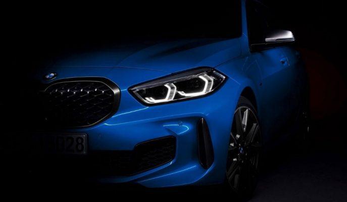 BMW, Yeni Neslini Çıkartacağı 1 Serisi'nin İlk Resmi Teaser'ini Yayınladı!