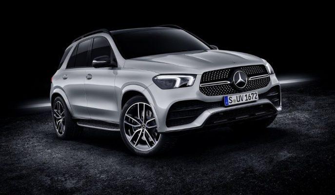 Mercedes-Benz'den GLE'ye Elektrikli 580 V8 Hibrit Takviyesi