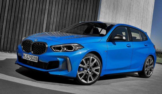 2020 Yeni Nesil BMW 1 Serisi Yenilikçi Duruşuyla Geldi!
