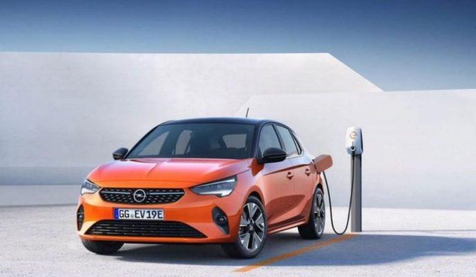 2020 Yeni Nesil Opel Corsa'nın İlk Görselleri Yayınlandı!