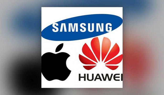 Yılın İlk Çeyreğinde Apple, Samsung ve Huawei'nin Gölgesinde Kalmaya Devam Etti