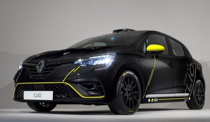 2020 Clio V Cup-Ralli-RX Turbo Motorlu Versiyonlar Yarışlara Hazır!