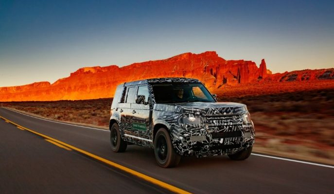 Land Rover Çin Pazarına Özel Defender Gönderecek!