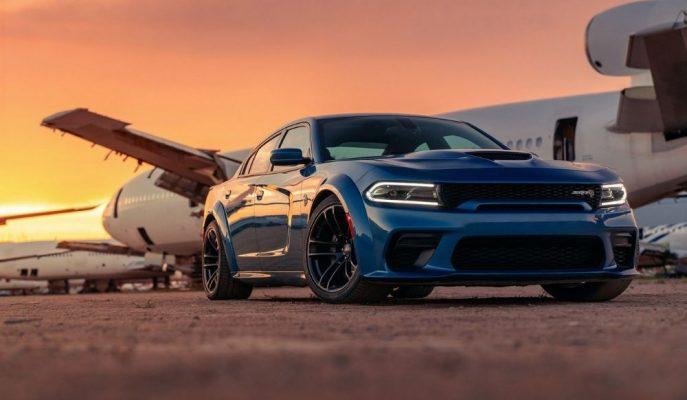 """2020 Dodge Charger SRT Hellcat Widebody: """"En İri Dört Kapılı"""""""