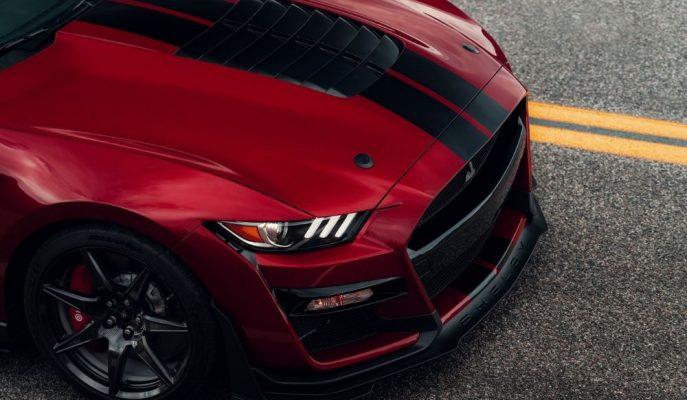 Şimdiye Kadarki En Güçlü Ford Mustang Shelby GT500'ün Motor Değerleri Açıklandı!