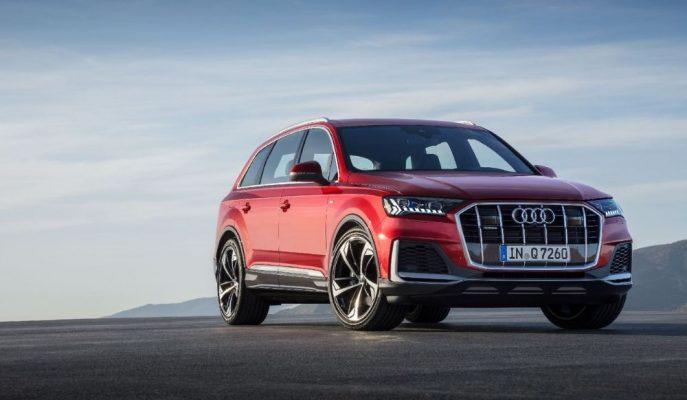 2020 Audi Q7 SUV'un Yenilenen Tasarımından Çok Teknolojisi Konuşulacak!