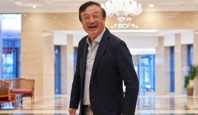 """ABD Yasağını Önemsemeyen Huawei CEO'su 30 Milyar Dolar için """"Küçük Bir Şey"""" Dedi"""