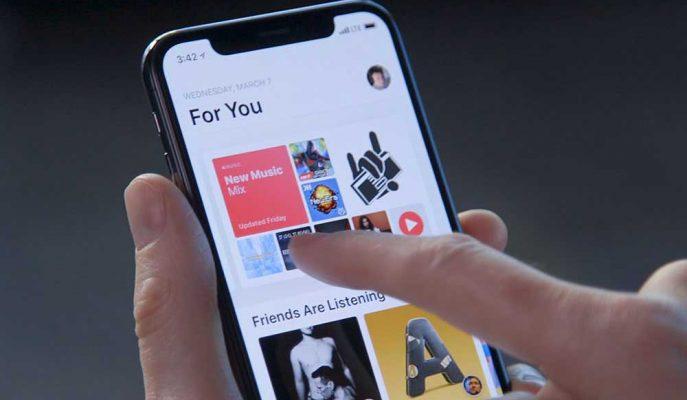 Spotify'ın En Büyük Rakibi Apple Music'in Kullanım Oranı Artmaya Devam Ediyor