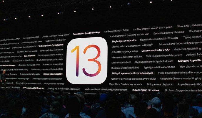 Apple'ın Siri'si iOS 13 ile Beraber Mesajları Okuyacak ve Cevaplayacak