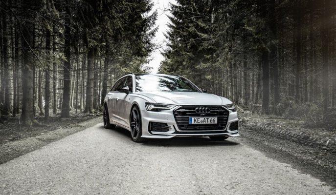 2019 Yeni Audi A6'ya ABT'den Tatlı Dokunuşlar!