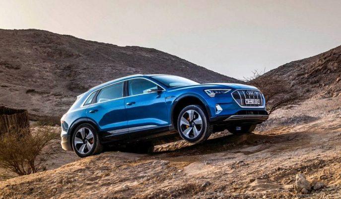 Audi Şokta: Henüz Piyasaya Yeni Sürülen E-Tron'lar ABD'de Toplatılıyor