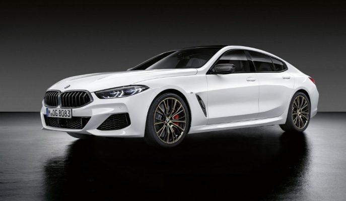 BMW'nin Yeni 8 Serisi Gran Coupe ve 3 Serisi Touring'e M Dizayn Takviyeleri!