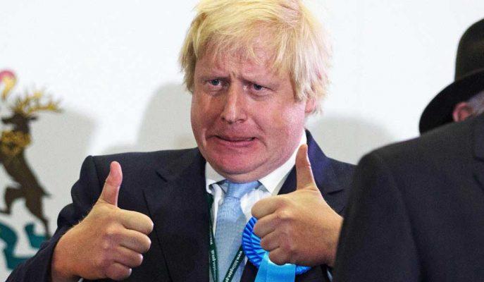 Boris Johnson Anlaşmasız Brexit İhtimalinin Milyonda Bir Olduğunu Söyledi
