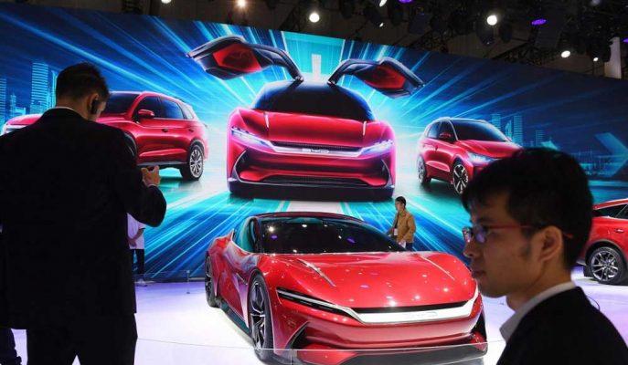 Çin Desteği Kestiği için Elektrikli Otomobil Üreticileri Yıpratma Harbi ile Karşılaşabilir