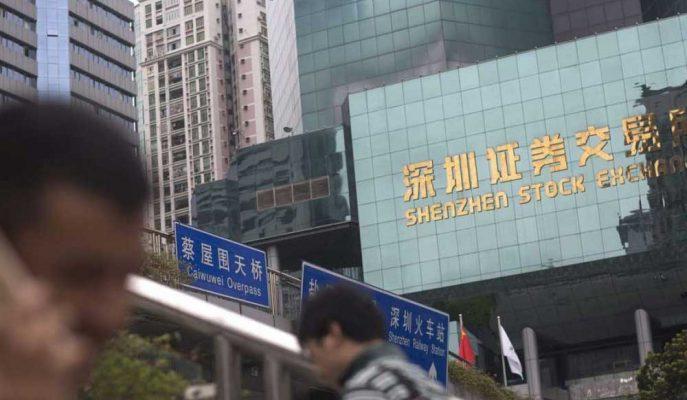Çin Hisse Senetleri Altyapı Yatırımlarına Destek Haberleriyle Yükseldi