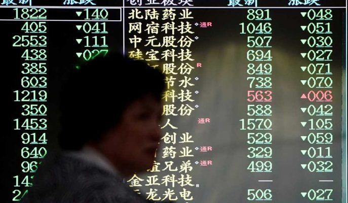 Çin Piyasaları Tepetaklak Olurken, Yatırımcılar Trump-Xi Görüşmesini Bekliyor