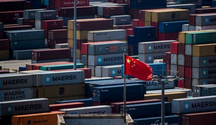 Çin'in Mayıs Ayı Ticaret Fazlası 41,65 Milyar Dolar ile Beklenti Üstü