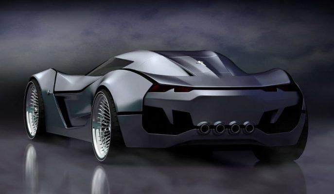 Corvette Stingray'ın 60. Yılına Özel Hayali Tasarımı!