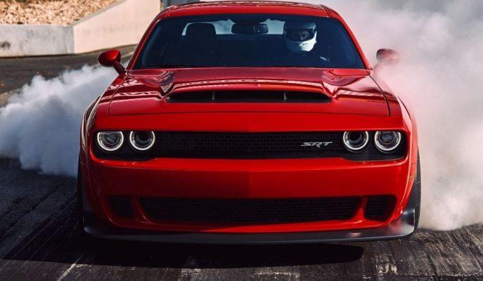 Dodge, Challenger Demon'un Hayatını Sonlandırırken SRT Hellcat'i Hibrite Çeviriyor!