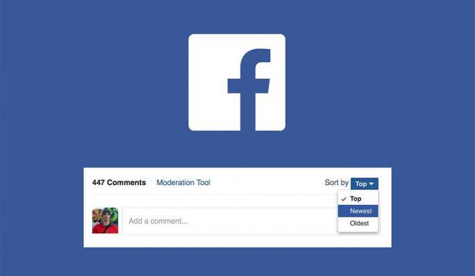 Facebook Herkese Açık Paylaşımlara Gelen Yorumlara Yeni Düzenlemeler Getiriyor