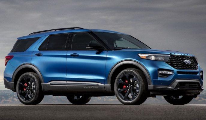 Ford Explorer ST'de İstenen V8 Motor için Son Açıklama Geldi