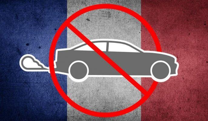 Fransa 2040 Yılı için Otomobiller Üzerindeki Tarihi Kararını Açıkladı!