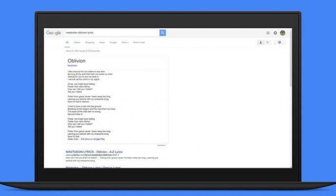 Dijital Medya Devi Genius, Google'ı Kendisinden Şarkı Sözü Çalmakla Suçluyor