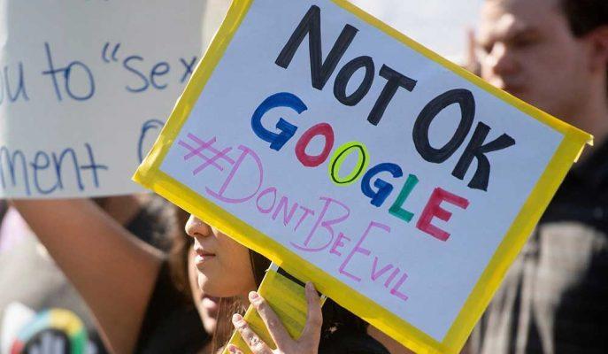 Google Yatırımcıları ve Çalışanları Hissedar Toplantısında Ortak Gösteri Düzenleyecek