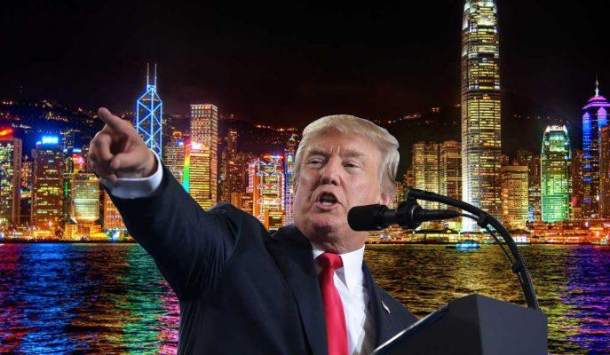 Hong Kong, İade Tasarısı Nedeniyle ABD-Çin Savaşının Ağlarına Takılabilir