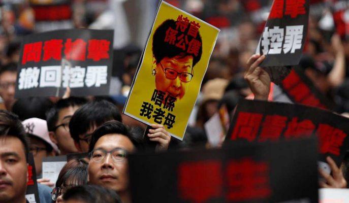 Hong Kong'un İade Yasasını Askıya Alması Bölge ve Lideri için Ne Anlama Geliyor?