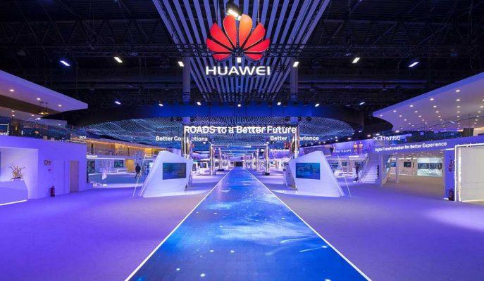Huawei, ABD Baskısının Devam Etmesi Nedeniyle Gelir Tahminini Düşürdü
