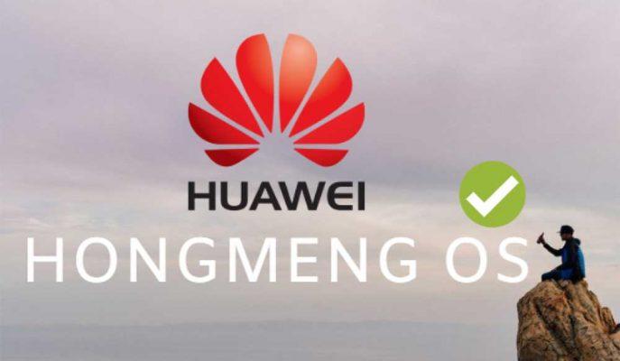 HongMeng OS'u Geliştiren Huawei Alternatifleri de Değerlendiriyor