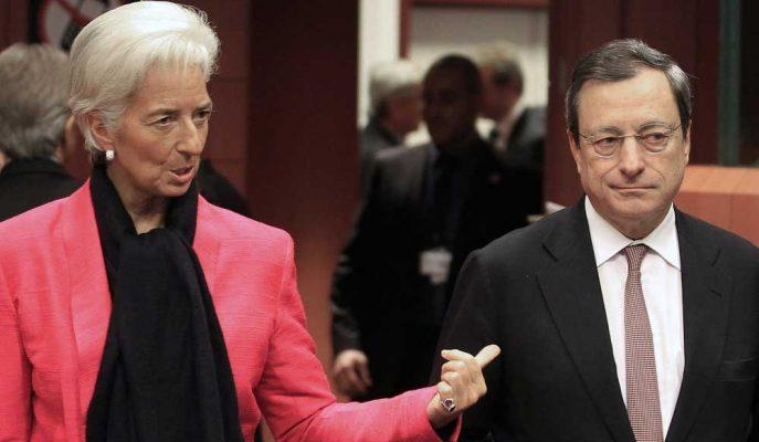 IMF ve AMB Başkanları Küresel Ticaret Anlaşmazlığı Konusunda Uyardı!