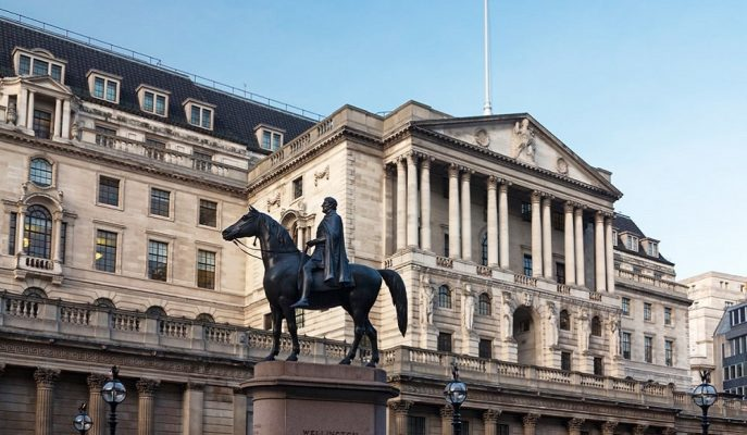 İngiltere Merkez Bankası Gösterge Faiz Oranını Değiştirmeyerek %0,75'te Bıraktı