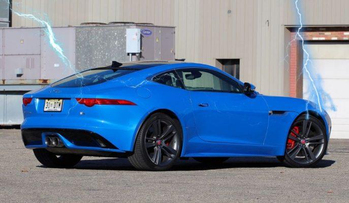 Jaguar, EV F Type ile Gelecekteki Elektrikli Araçlarının Özelliklerini Açıkladı!