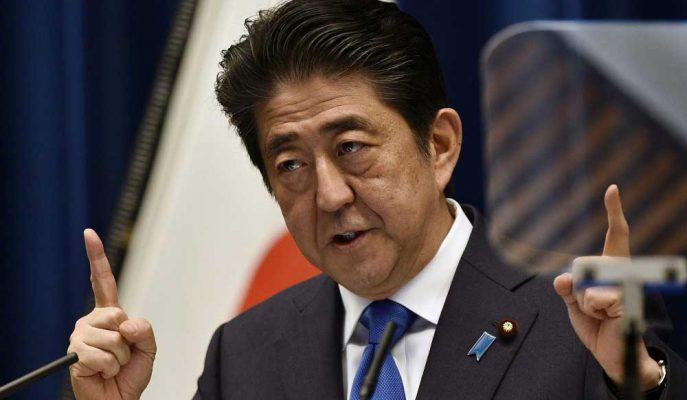 Japonya Başbakanı Bölgesel Gerilimi Hafifletmek için Hasan Ruhani ile Görüşecek