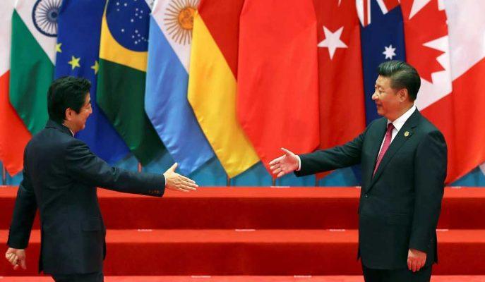 Japonya ve Çin, G-20 Zirvesi'nde Bağlarını Güçlendirebilir, En Büyük İtici Güç Trump!