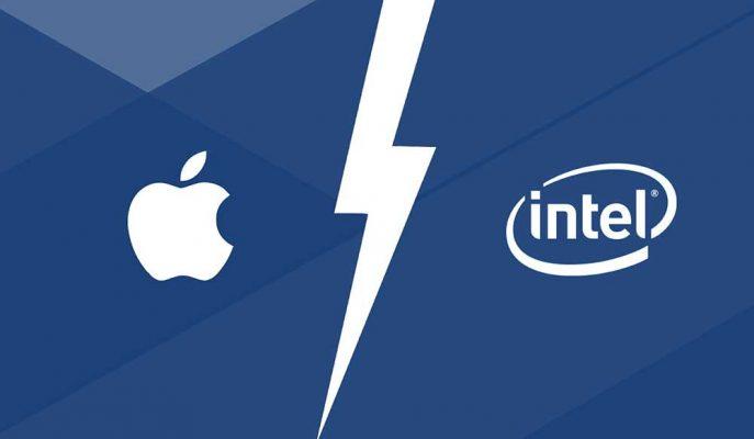 Kendi Modemlerini Üretmek İsteyen Apple'ın Hedefinde Intel Var