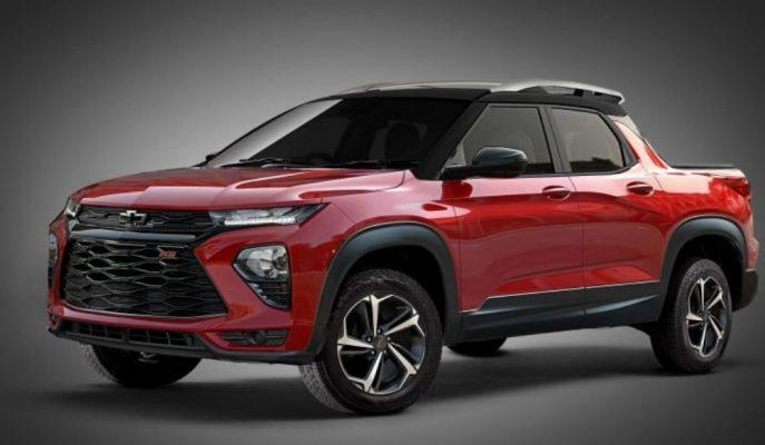 2020 Yeni Chevrolet Blazer Bir Pick-up Olsaydı?
