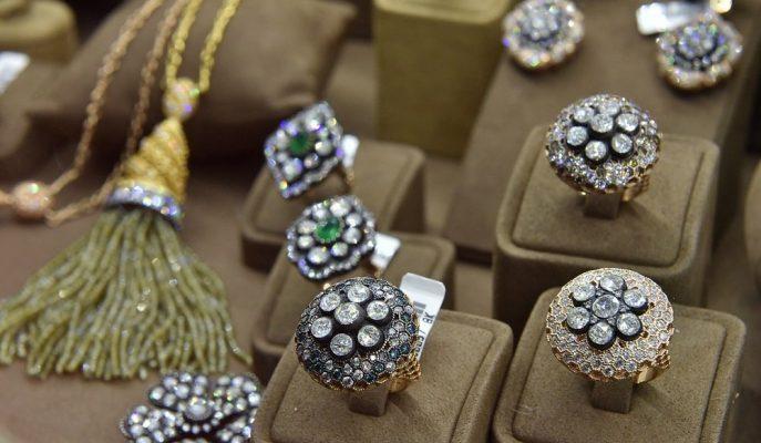 Mayıs'ta Mücevher İhracatında Önceki Yıla Göre %44,3'lük Artış Kaydedildi