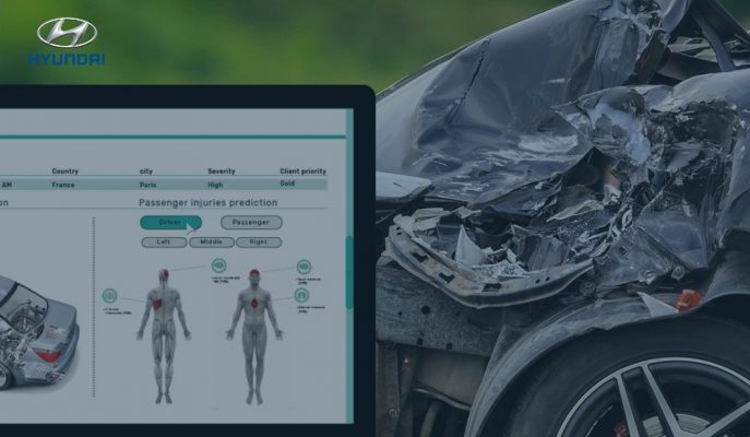 Hyundai Modelleri Kaza Sırasında Oluşan Fiziksel Yaralanmaları Otomatik Uyaracak!