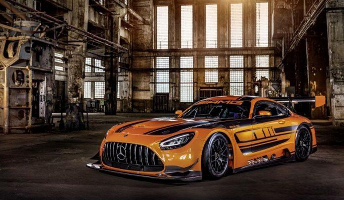 Mercedes-AMG'nin Güncellenen Yarış Aracı GT3 Son Teknolojiyle Harmanlanmış!