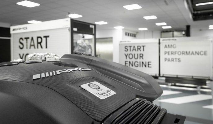 Mercedes-AMG M139 Kodlu En Güçlü 2.0L Motora Hazırlanıyor!