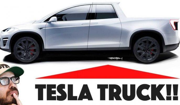 En Akla Yatar Tesla Pick-up Yorumu!