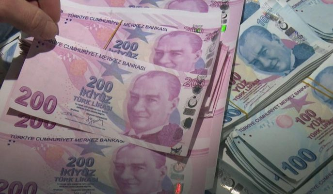Piyasalardaki Olumlu Havayla Birlikte Türk Lirası Yükselmeye Devam Ediyor