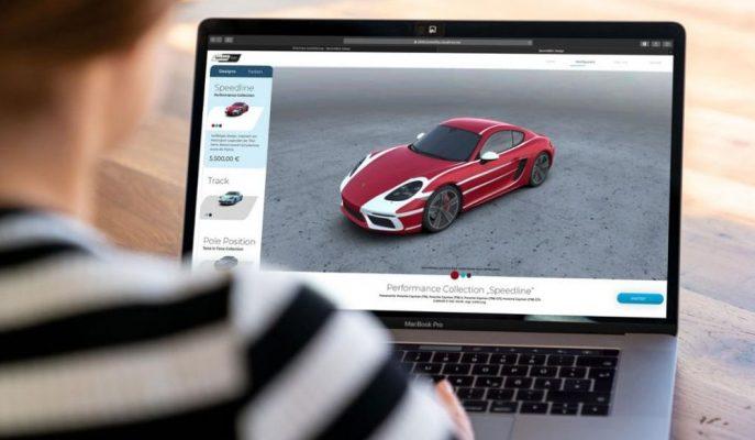 Porsche Müşterilerine Kendi Zihinlerinde Oluşturduğu Otomobili Yapmaya İzin Veriyor!